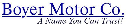Boyer Motor Company